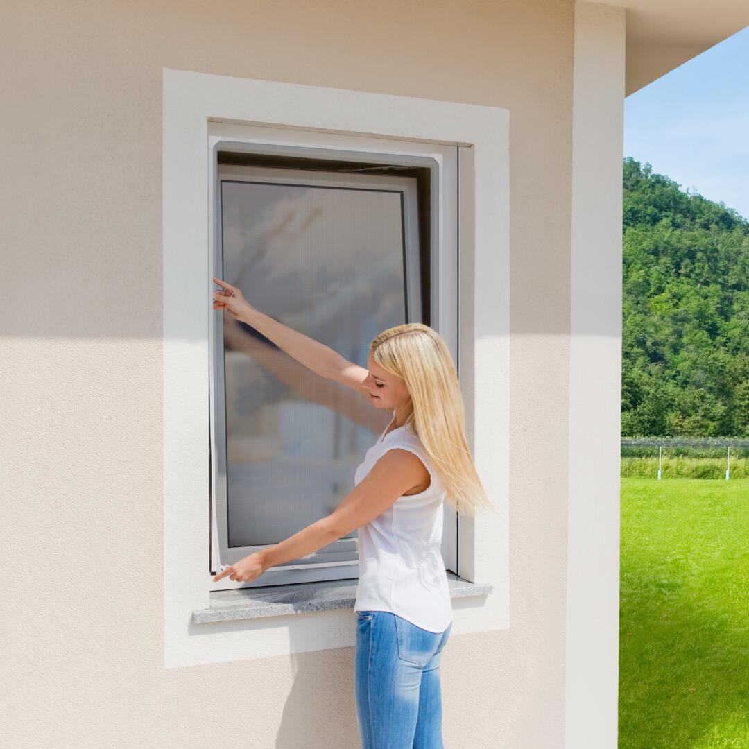 Full Size of Fliegengitter Magnet Insektenschutz Magnetfenster 100x120 Cm Für Fenster Maßanfertigung Magnettafel Küche Wohnzimmer Fliegengitter Magnet