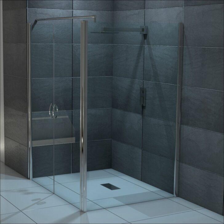 Medium Size of Glaswand Dusche Test Testsieger Preisvergleich Siphon Ebenerdige Glastrennwand Fliesen Für Bodengleiche Begehbare Duschen Komplett Set 80x80 Ohne Tür Dusche Pendeltür Dusche