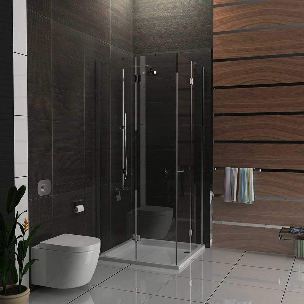Full Size of Dusche 80x80 Glas Duschkabine U Form U Form Ausreichend Komplett Bauhaus Eckeinstieg Schulte Duschen Badewanne Mit Tür Und Bodengleich Ebenerdig Dusche Dusche 80x80