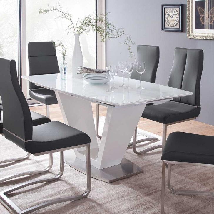 Medium Size of Esstisch Massivholz Schlafzimmer Set Weiß Oval Stühle Designer Ausziehbarer Esstische Design Runder Badezimmer Hochschrank Hochglanz Landhausstil Musterring Esstische Esstisch Weiß