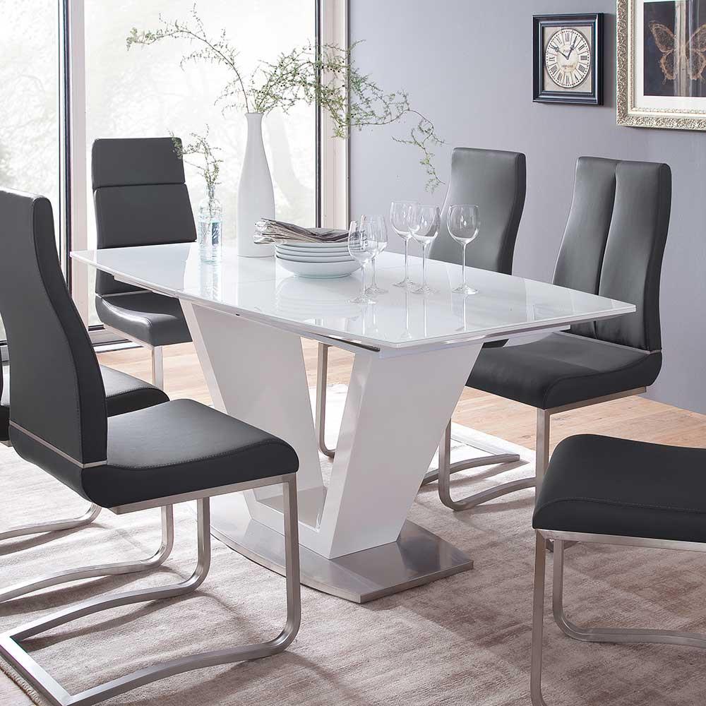 Full Size of Esstisch Massivholz Schlafzimmer Set Weiß Oval Stühle Designer Ausziehbarer Esstische Design Runder Badezimmer Hochschrank Hochglanz Landhausstil Musterring Esstische Esstisch Weiß