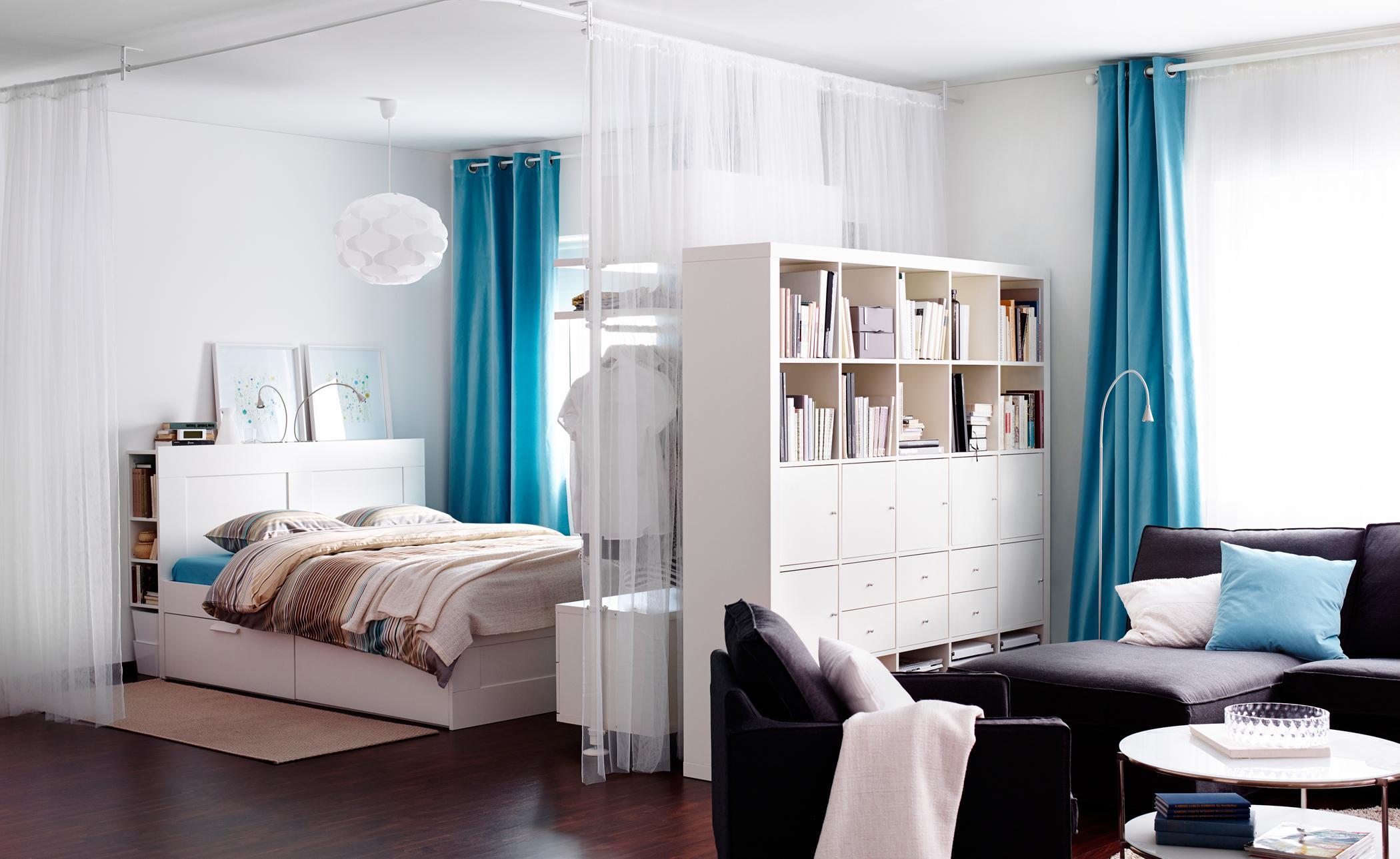 Full Size of Vorhnge Als Raumteiler Regal Bettkasten Vorhang Modulküche Ikea Betten Bei Küche Kaufen Miniküche 160x200 Kosten Sofa Mit Schlaffunktion Wohnzimmer Raumteiler Ikea