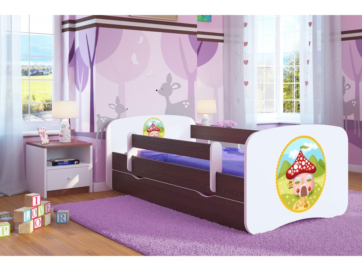 Full Size of Kinderbett Mädchen Jugendbett 180x80 Wenge Junge Und Mdchen Mit Matratze Betten Bett Wohnzimmer Kinderbett Mädchen