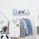 Garderobe Kinderzimmer Kinderzimmer Blaue Flitzer Garderobe G013 Garderoben Luvelde Fashion Sofa Kinderzimmer Regal Regale Weiß
