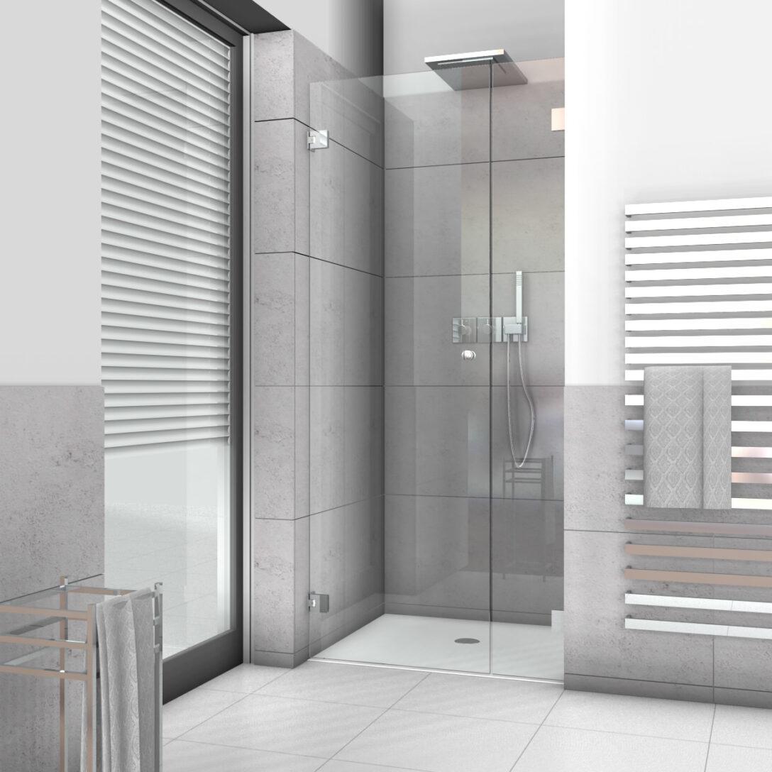 Large Size of Glasduschen Und Duschabtrennungen Aus Glas Nach Ma Angefertigt Dusche Komplett Set Wand Bluetooth Lautsprecher Ebenerdige Kosten Raindance Begehbare Fliesen Dusche Glaswand Dusche