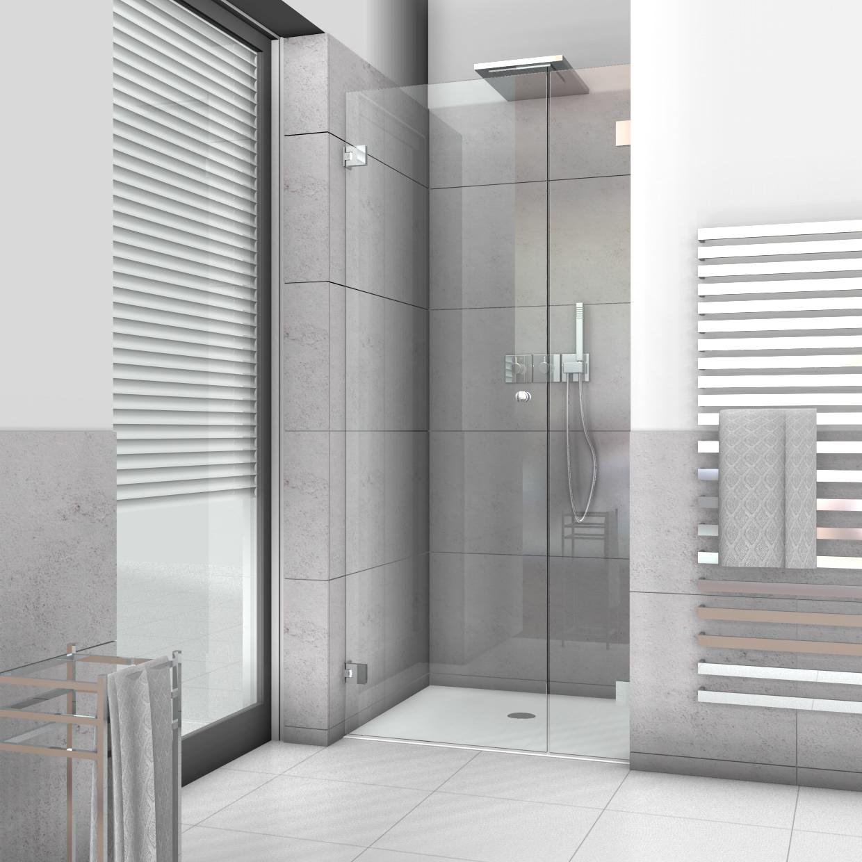 Full Size of Glasduschen Und Duschabtrennungen Aus Glas Nach Ma Angefertigt Dusche Komplett Set Wand Bluetooth Lautsprecher Ebenerdige Kosten Raindance Begehbare Fliesen Dusche Glaswand Dusche