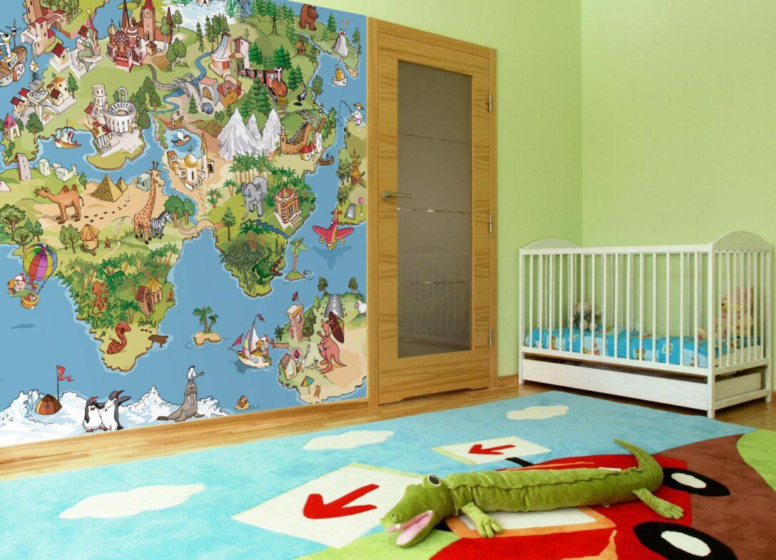 Large Size of Fototapeten Kinderzimmer Fototapete Mit Ihrem Motiv Selbst Gestallten Bedruckte Regal Wohnzimmer Regale Weiß Sofa Kinderzimmer Fototapeten Kinderzimmer