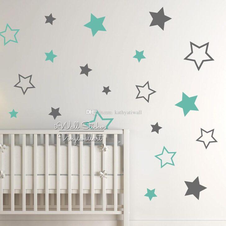 Medium Size of Wandtatoo Baby Sterne Wandaufkleber Stern Wandtattoo Regal Regale Sofa Küche Weiß Kinderzimmer Wandtatoo Kinderzimmer