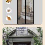 Fliegengitter Magnet Wohnzimmer Fliegengitter Magnet Extsud Tr Insektenschutz 100x220 Cm Fenster Für Magnettafel Küche Maßanfertigung