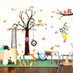 Bordüren Kinderzimmer Bordre Wohnzimmer Neu Babyzimmer Waldtiere Frisch Regal Weiß Sofa Regale Kinderzimmer Bordüren Kinderzimmer