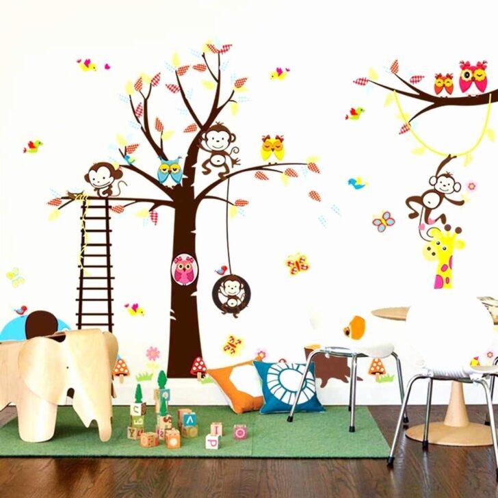 Medium Size of Bordüren Kinderzimmer Bordre Wohnzimmer Neu Babyzimmer Waldtiere Frisch Regal Weiß Sofa Regale Kinderzimmer Bordüren Kinderzimmer