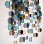 Wanddeko Ideen Wohnzimmer Deko Ideen Mit Hexagon Motiven Frs Interieur 20 Inspirationen Wanddeko Küche Wohnzimmer Tapeten Bad Renovieren
