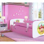 Kinderbett Mädchen Jugendbett 160x80 Rosa Mdchen Mit Matratze Lattenrost Betten Bett Wohnzimmer Kinderbett Mädchen