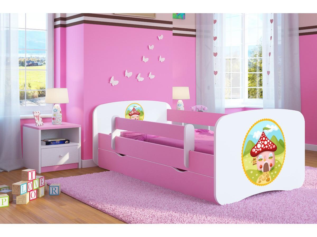 Full Size of Kinderbett Mädchen Jugendbett 160x80 Rosa Mdchen Mit Matratze Lattenrost Betten Bett Wohnzimmer Kinderbett Mädchen