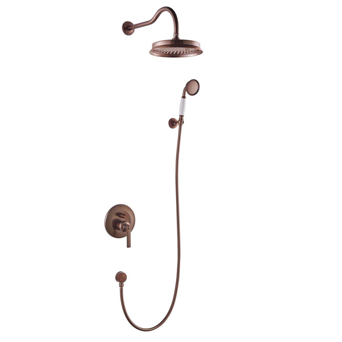 Large Size of Retro Unterputz Dusche Ignace Bluetooth Lautsprecher Badewanne Einhebelmischer Niederdruck Armatur Küche Bodenebene Mischbatterie Bodengleiche Einbauen Dusche Unterputz Armatur Dusche