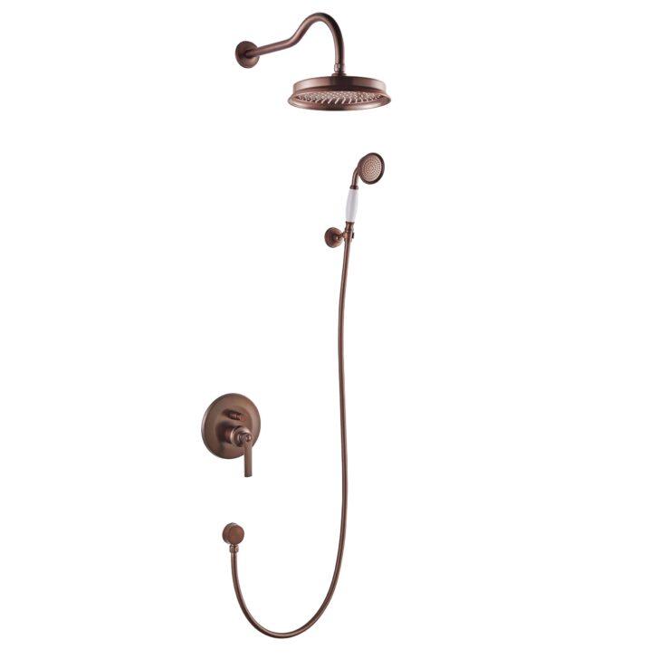 Medium Size of Retro Unterputz Dusche Ignace Bluetooth Lautsprecher Badewanne Einhebelmischer Niederdruck Armatur Küche Bodenebene Mischbatterie Bodengleiche Einbauen Dusche Unterputz Armatur Dusche