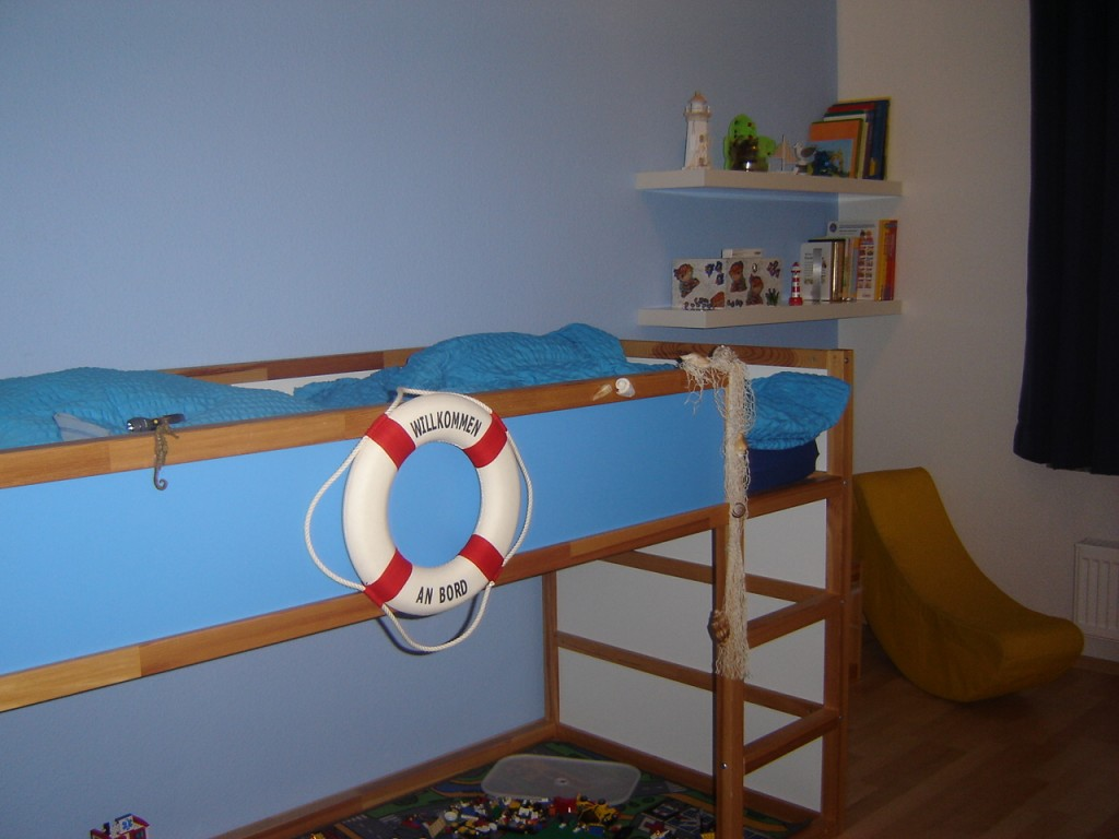 Full Size of Kinderzimmer Unser Kleines Huschen Von Nic10704 23431 Zimmerschau Regal Regale Weiß Sofa Kinderzimmer Piraten Kinderzimmer