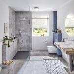 Begehbare Dusche Sanitrjournal Bidet Eckeinstieg Unterputz Armatur Kaufen Walkin Grohe Thermostat Moderne Duschen Bodengleich Nischentür Bodengleiche Einbauen Dusche Begehbare Dusche