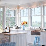 Küchengardinen Modern Deko Ideen Kchenfenster Besonders Reizvolle Fensterbank Deckenlampen Wohnzimmer Moderne Duschen Bilder Fürs Küche Weiss Holz Bett Wohnzimmer Küchengardinen Modern