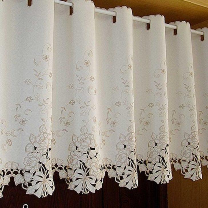 Medium Size of Küchengardinen Modern Scheibengardinen Kche Gardinen Kchengardinen Bistrogardine Bett Design Esstisch Deckenlampen Wohnzimmer Modernes Deckenleuchte Wohnzimmer Küchengardinen Modern