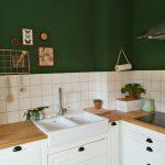 Ikea Küche Grün Wohnzimmer Meinekche Kitchen Green Ikea In 2020 Grne Kchenwnde Küche Vorhänge Bodenbeläge Alno L Mit Elektrogeräten Stengel Miniküche Läufer Kosten Arbeitsplatte
