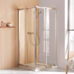 Dusche Eckeinstieg Dusche Dusche Eckeinstieg Mk400 Schiebetr Duschen Kaufen Bluetooth Lautsprecher Moderne Siphon Begehbare Fliesen Wand Ohne Tür Badewanne Einbauen Nischentür