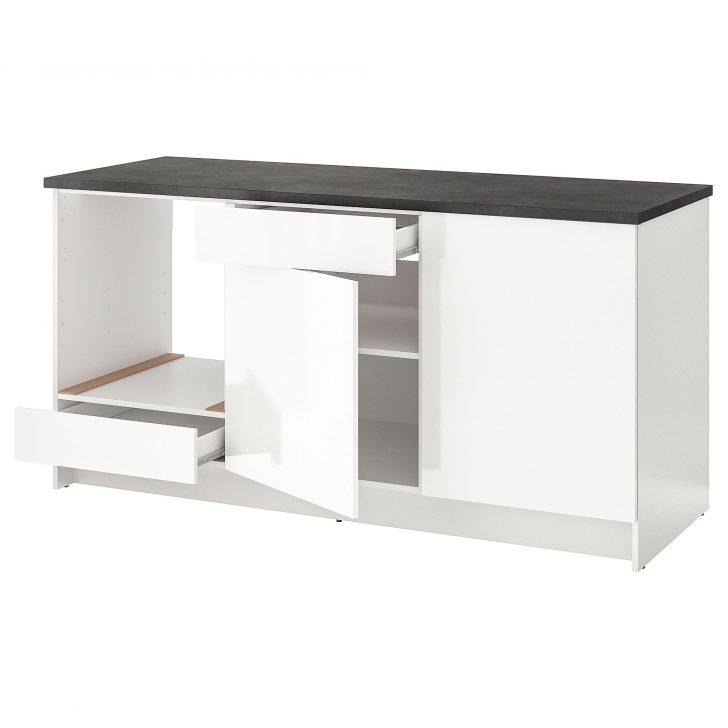 Medium Size of Ikea Singleküche Knoxhult Unterschrank Mit Tren Schublade Hochglanz Wei Sofa Schlaffunktion Betten Bei Miniküche E Geräten Kühlschrank 160x200 Küche Wohnzimmer Ikea Singleküche