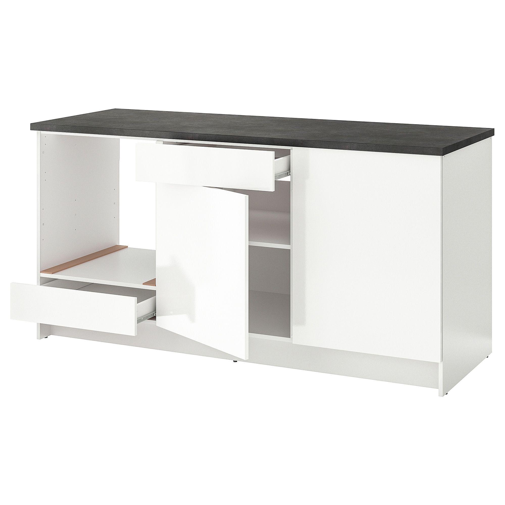 Full Size of Ikea Singleküche Knoxhult Unterschrank Mit Tren Schublade Hochglanz Wei Sofa Schlaffunktion Betten Bei Miniküche E Geräten Kühlschrank 160x200 Küche Wohnzimmer Ikea Singleküche
