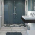 Bodengleiche Dusche Welches Material Fr Den Bodenbelag Eckeinstieg Glaswand Mischbatterie Behindertengerechte Einbauen Nischentür Hsk Duschen Breuer Begehbare Dusche Ebenerdige Dusche