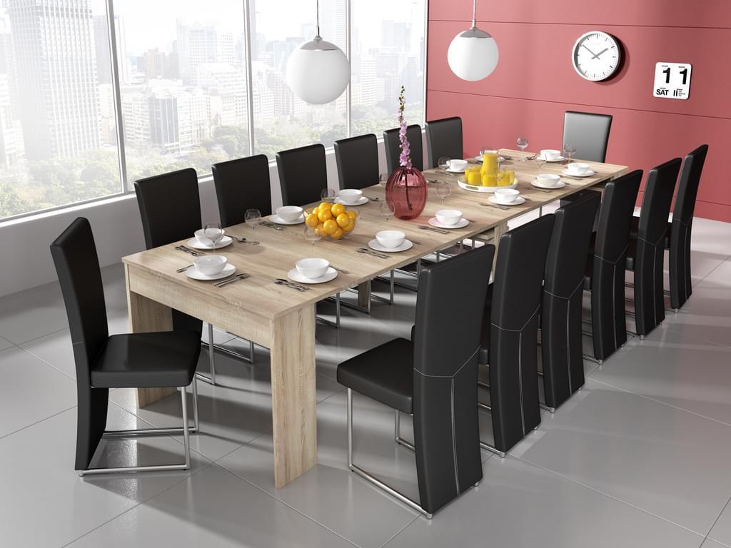 Full Size of Ausziehbarer Esstisch Moderne Esstische Massivholz Rund Designer Ausziehbar Holz Kleine Design Massiv Esstische Esstische