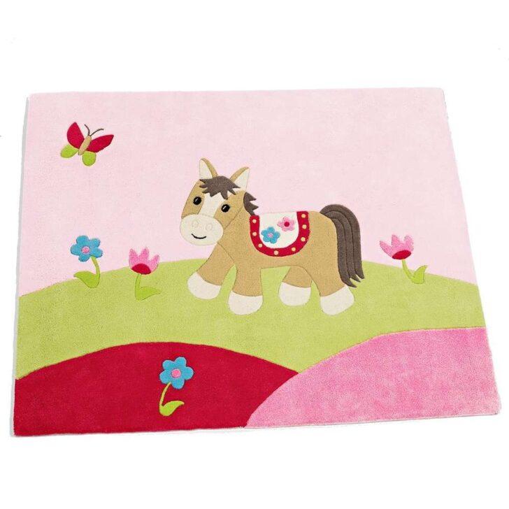 Medium Size of Kinderzimmer Teppich Aus Baumwolle Paula Das Pferd Sterntaler 96074 Regale Regal Sofa Weiß Kinderzimmer Kinderzimmer Pferd