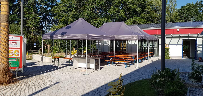 Full Size of Stabile Partyzelte 100 Wasserdicht Tv Geprft Rukuevent Garten Pavillon Wohnzimmer Pavillon Winterfest