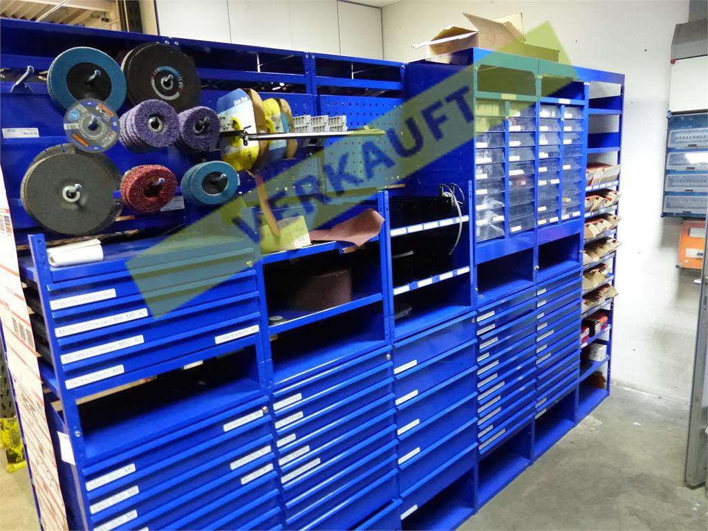 Full Size of Werkstatt Regal Auktion 00018 Preisvorschlag Regale Raumteiler Hochglanz Weiß 40 Cm Breit Leiter Babyzimmer 25 Weiße Schräge Grün Paletten Aus Weinkisten Regal Werkstatt Regal