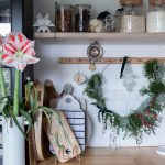 Trendy Diy Weihnachtskranz Fr Kche Ein Tee Adventskalender Wasserhahn Küche Hochglanz Lampen Müllschrank Glasbilder Deko Für Wandpaneel Glas Singleküche Wohnzimmer Küche Diy