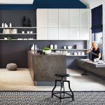 Moderne Kche Küchen Regal Wohnzimmer Küchen