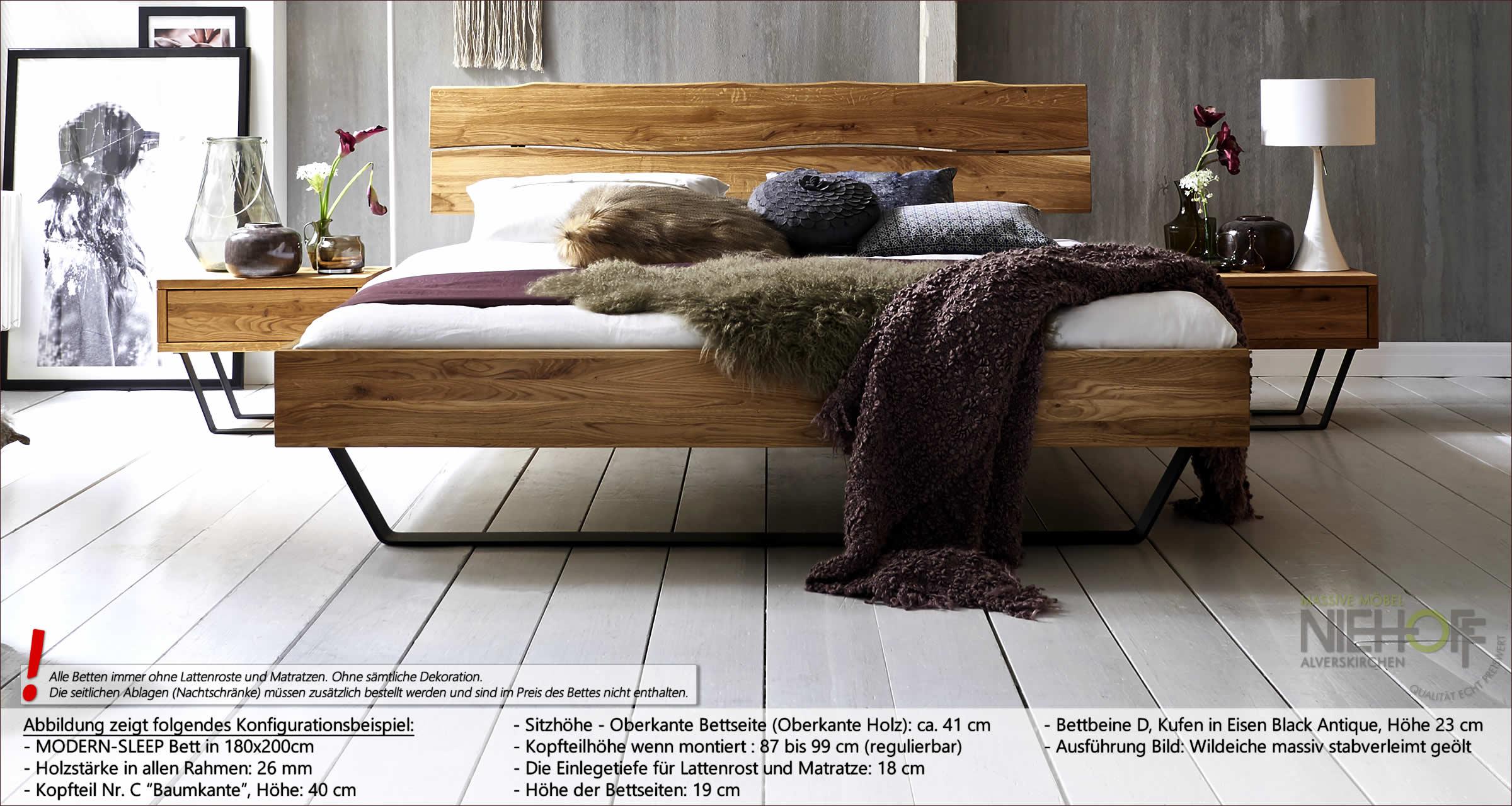 Full Size of Bett Modern Modernes Massivholz Sleep Industriedesign 140x200 Weiß Niedrig Mit Stauraum Inkontinenzeinlagen Tojo Nussbaum Luxus Ausziehbares Konfigurieren Wohnzimmer Bett Modern