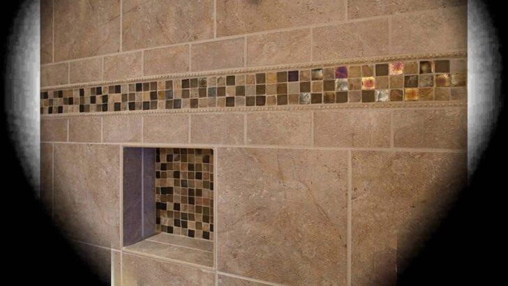 Medium Size of Badezimmer Dusche Fliesen Ideen Youtube Bodengleich Gardinen Für Küche Bluetooth Lautsprecher Fliegengitter Fenster Behindertengerechte Rainshower Regale Dusche Fliesen Für Dusche