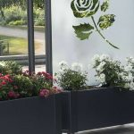 Sichtschutz Hochbeet Schmal Balkon Pflanzen Terrasse Kaufen Mit Selber Bauen Als Bepflanzbarer Und Aus Glas Jetzt Bestellen Garten Holz Sichtschutzfolien Für Wohnzimmer Sichtschutz Hochbeet