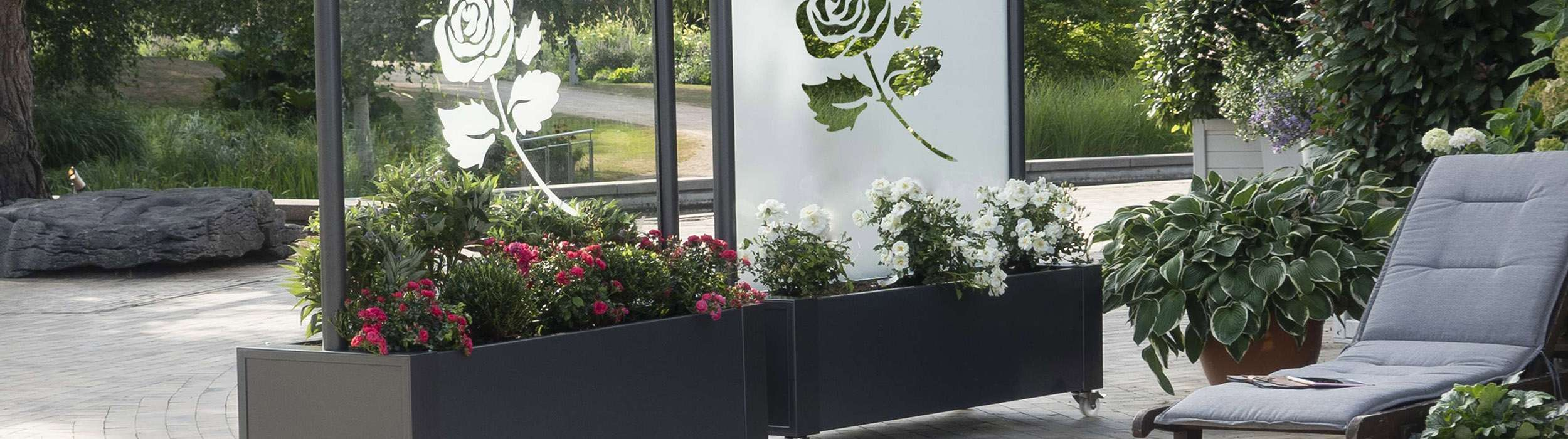 Full Size of Sichtschutz Hochbeet Schmal Balkon Pflanzen Terrasse Kaufen Mit Selber Bauen Als Bepflanzbarer Und Aus Glas Jetzt Bestellen Garten Holz Sichtschutzfolien Für Wohnzimmer Sichtschutz Hochbeet