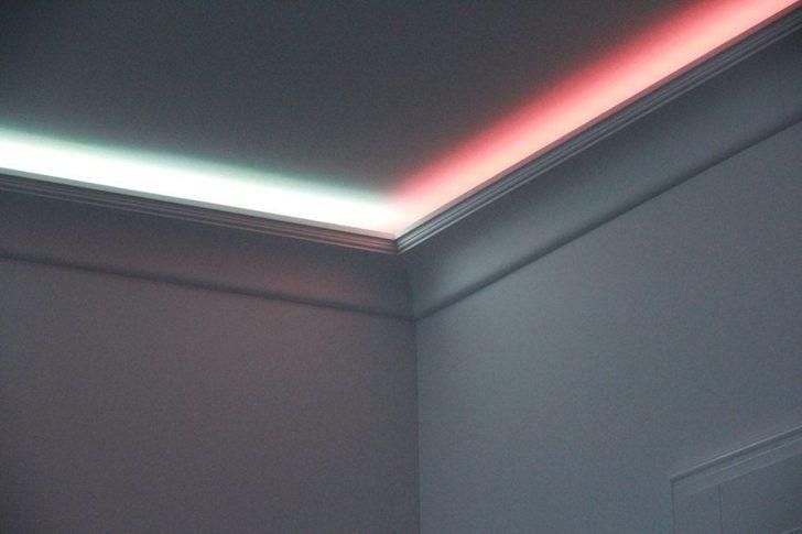Medium Size of Indirekte Beleuchtung Decke News Moderne Beleuchtungskonzepte Led Deckenleuchte Wohnzimmer Schlafzimmer Deckenlampe Küche Bett Mit Bad Deckenlampen Wohnzimmer Indirekte Beleuchtung Decke