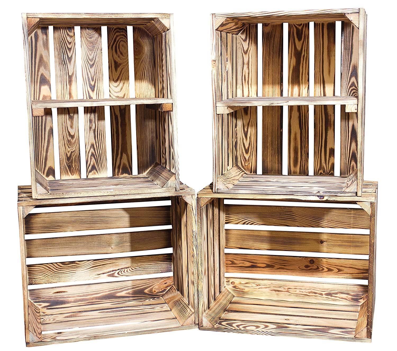 Full Size of Regal Aus Kisten Basteln Ikea Holz Bauanleitung Holzkisten Selber Bauen System Kaufen Regale Fnp Bad Weiß Geringe Tiefe Weiße Landhausstil Obi Keller Betten Regal Regal Aus Kisten