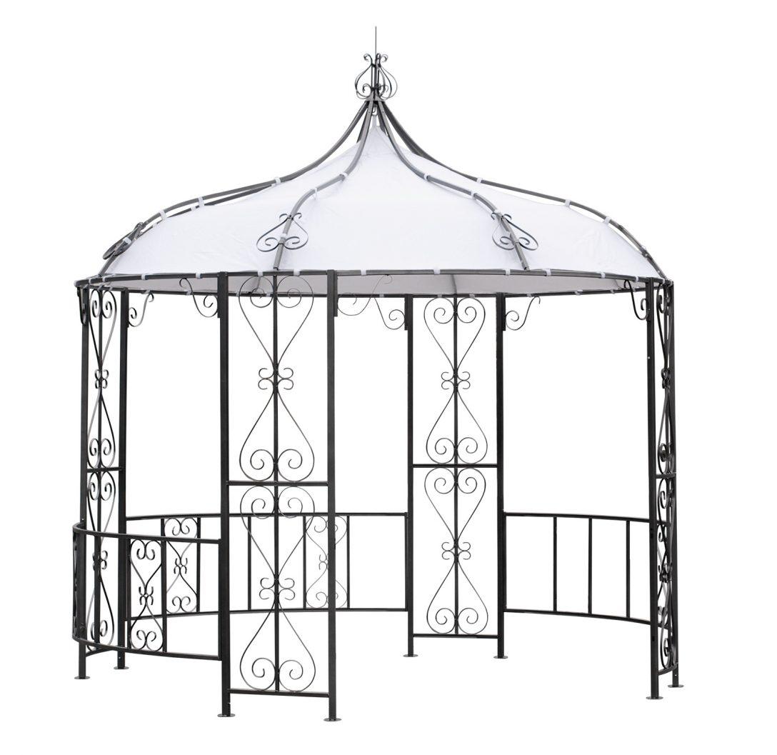Large Size of Pavillon Rund Eisen Ersatzdach 3 5m Holz Selber Bauen 6m Beige Metall 200 Cm 3m Gebraucht 4m Burma 300cm Rundes Sofa Marokko Rundreise Und Baden Runder Wohnzimmer Pavillon Rund