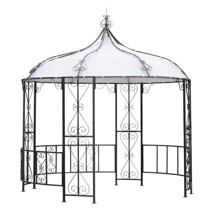 Medium Size of Pavillon Rund Eisen Ersatzdach 3 5m Holz Selber Bauen 6m Beige Metall 200 Cm 3m Gebraucht 4m Burma 300cm Rundes Sofa Marokko Rundreise Und Baden Runder Wohnzimmer Pavillon Rund