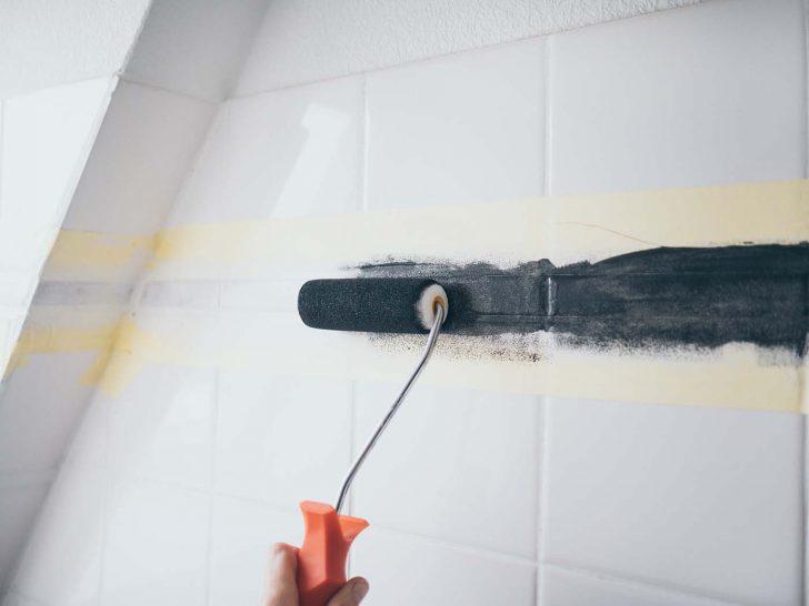 Medium Size of Bodenfliesen Streichen Bad Küche Wohnzimmer Bodenfliesen Streichen