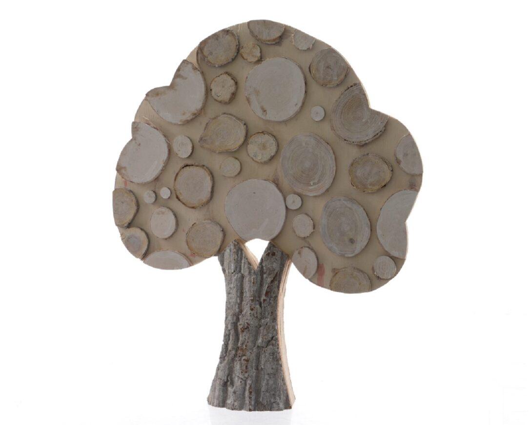 Large Size of Baum Dekobaum Eichenholz Wanddeko Holz H 56 Cm Alu Fenster Cd Regal Loungemöbel Garten Esstische Bett Bad Unterschrank Weiß Betten Aus Preise Schlafzimmer Wohnzimmer Wanddeko Holz