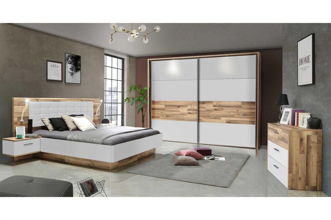 Large Size of Bett Modern Forte Way Schlafzimmer Set Wei Stabeiche Mbel Letz Günstig Bette Floor Betten Kaufen 140x200 Weiß 90x200 Paletten Vintage Clinique Even Better Wohnzimmer Bett Modern