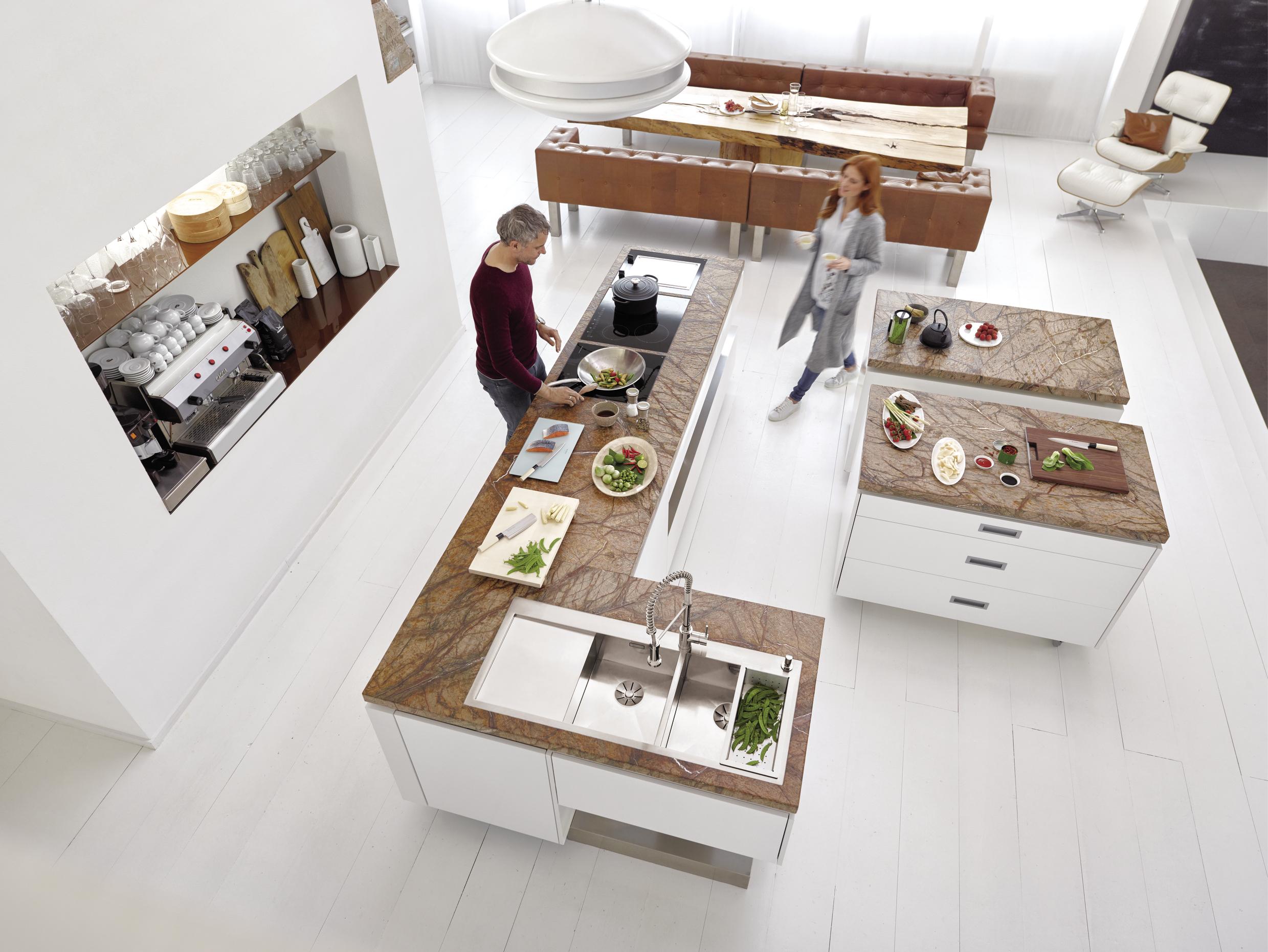 Full Size of Neue Kcheninsel Mit Oder Lieber Ohne Sple Kchendurst Wohnzimmer Kücheninsel