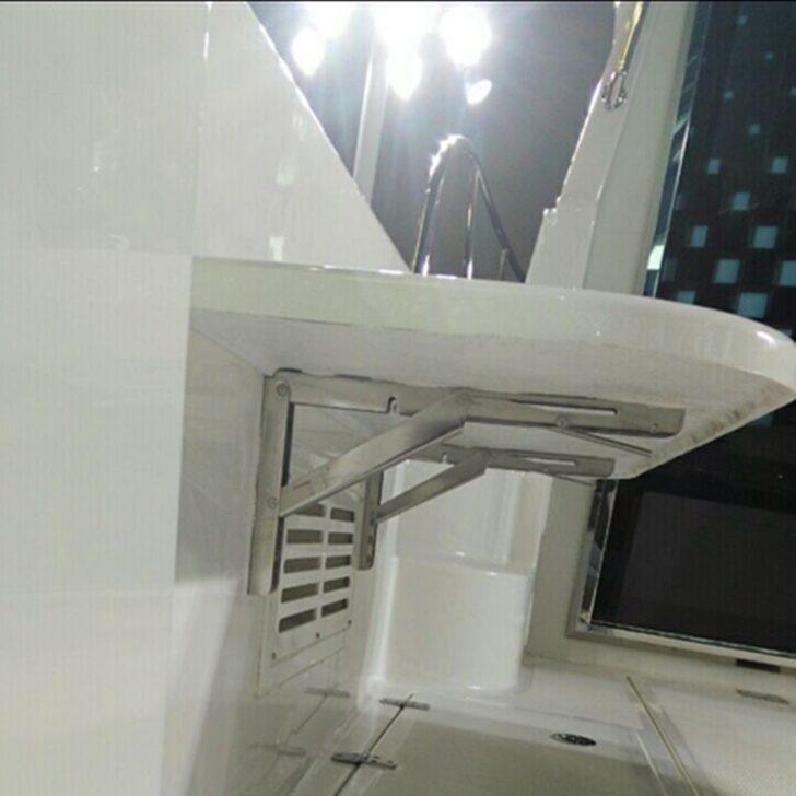 Medium Size of Klapptisch Wand 2 Stcke Tisch Halterung Montiert Regal Wandtattoo Sprüche Garten Schlafzimmer Wandlampe Wandleuchte Bett Rückwand Wandtattoos Küche Wohnzimmer Klapptisch Wand