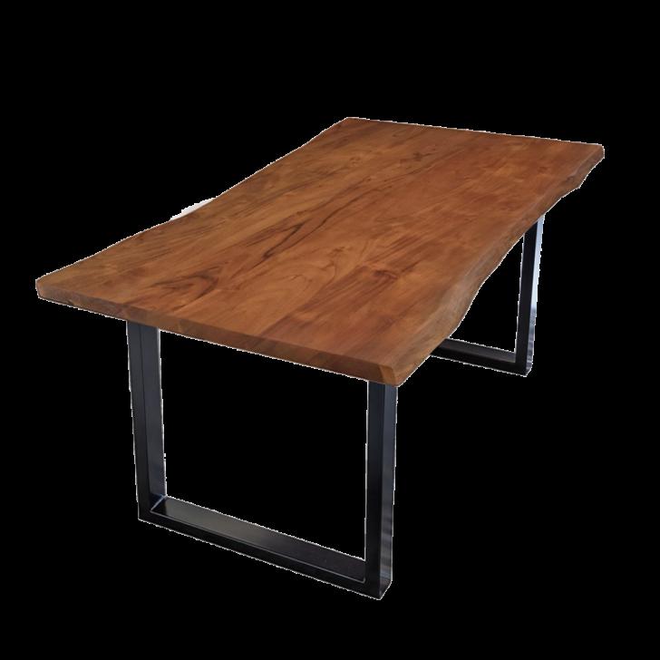 Medium Size of Esstisch Ca 140 80 Cm Tischplatte Holz Mit Baumkante Nubaumfarbig Lampe Und Stühle 4 Stühlen Günstig Runder Ausziehbar Weiß Massivholz Schlafzimmer Bett Esstische Esstisch Massivholz