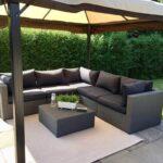 Terrassen Lounge Wohnzimmer Garten Loungemöbel Günstig Lounge Möbel Holz Sofa Sessel Set